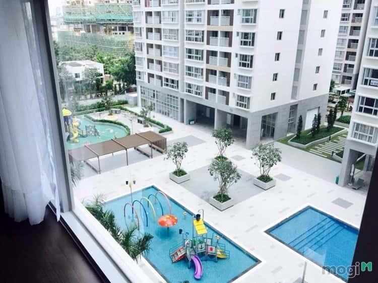 Bán căn hộ cao cấp 2PN full NT, giá thị trường Green Valley Phú Mỹ Hưng Q7