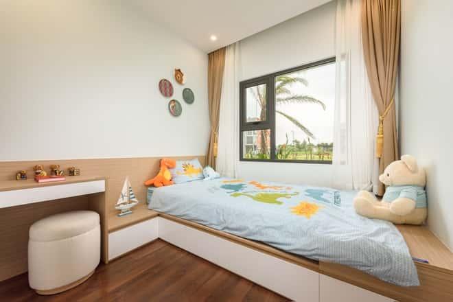 Vì sao căn hộ 3 phòng ngủ giúp tăng trải nghiệm sống cho gia đình?