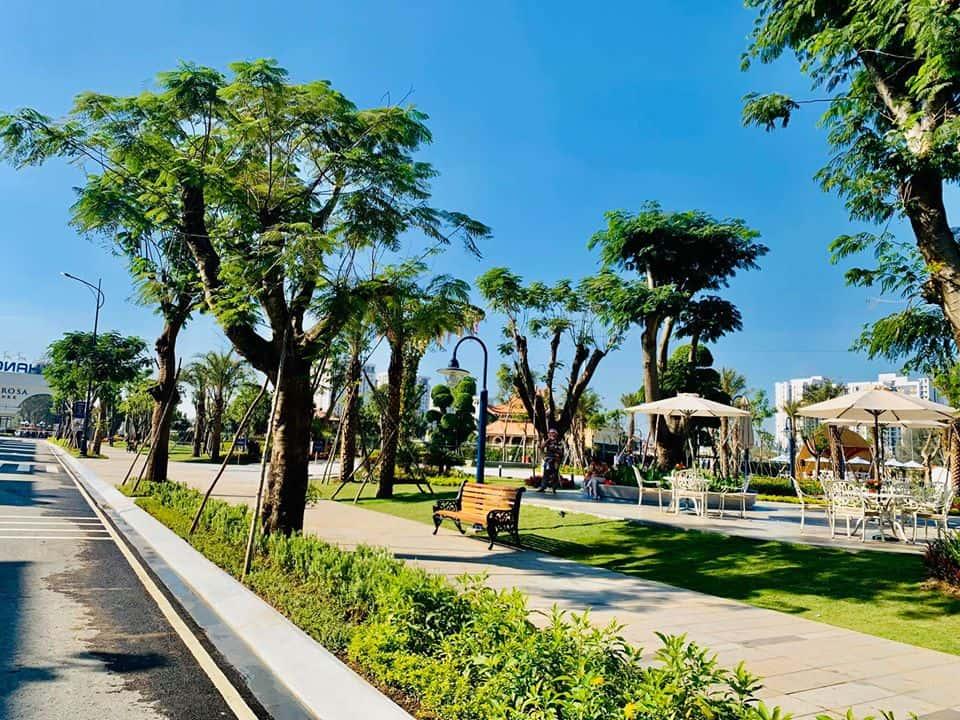 Chất sống đẳng cấp dành cho giới tinh hoa tại Verosa Park Khang Điền