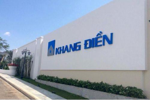 Khang Điền thành lập ba 'công ty cháu' tổng vốn 220 tỉ đồng