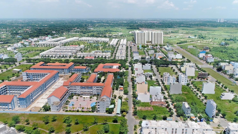 Người mua nhà tìm kiếm căn hộ tại khu Nam – Bình Chánh
