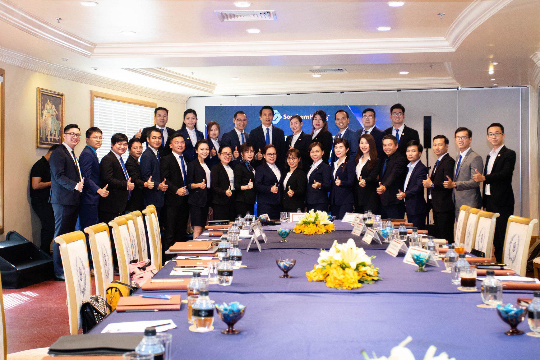 Offsite Meeting Cấp Quản Lý Southernhomes Việt Nam