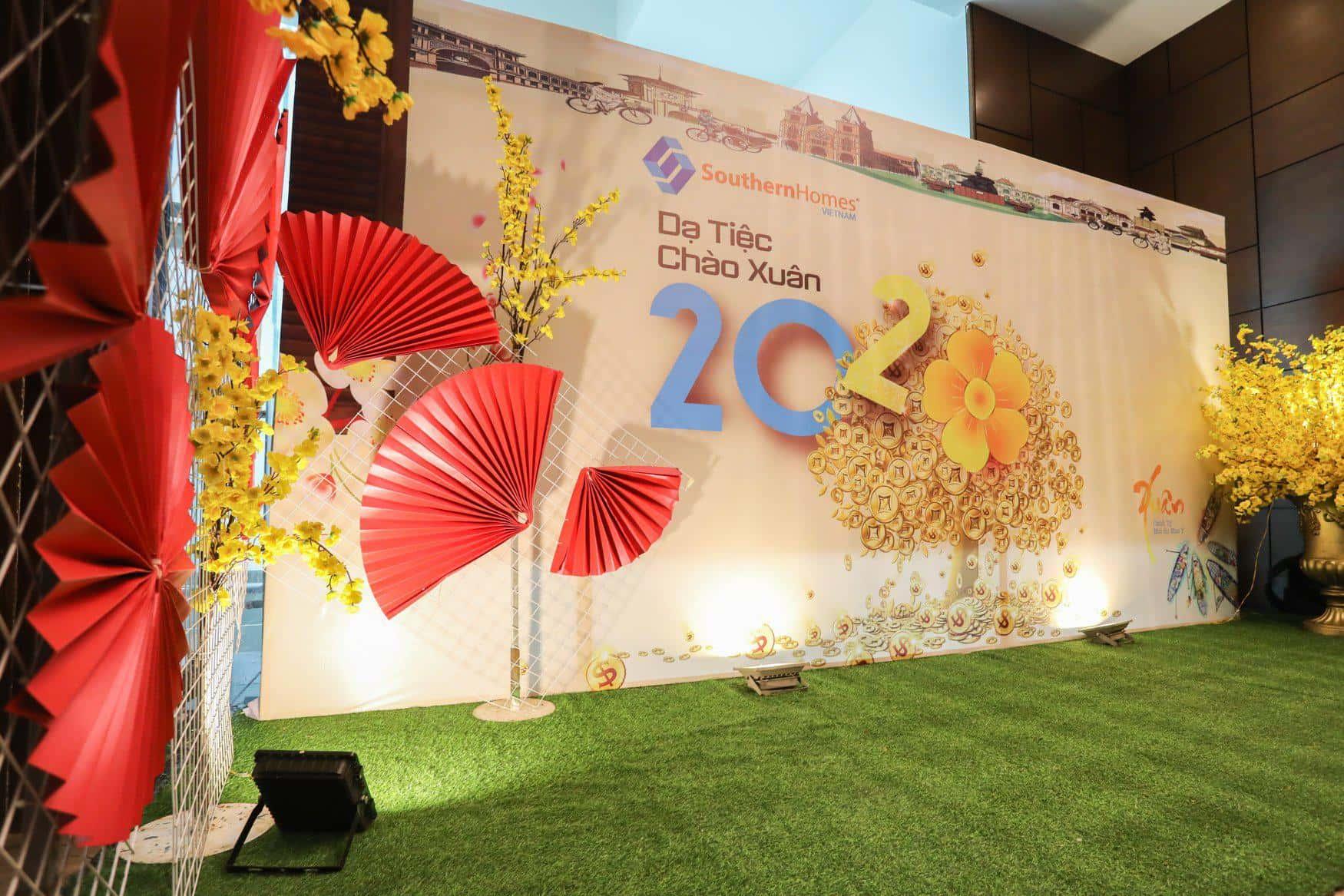 DẠ TIỆC CHÀO XUÂN 2020 - Southernhomes Việt Nam