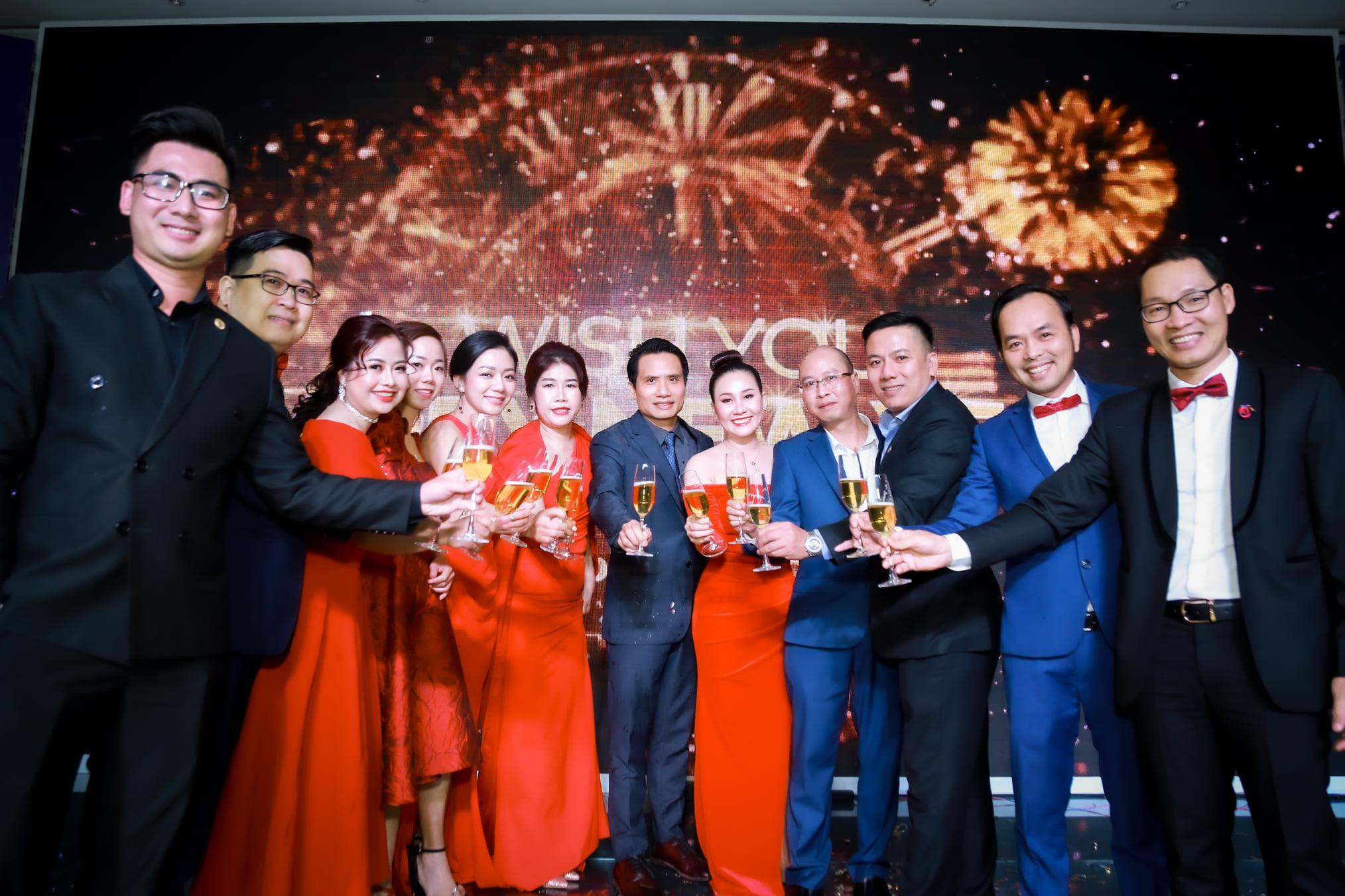 STARRY NIGHT-YEAR END PARTY 2020-SOUTHERNHOMES VIETNAM