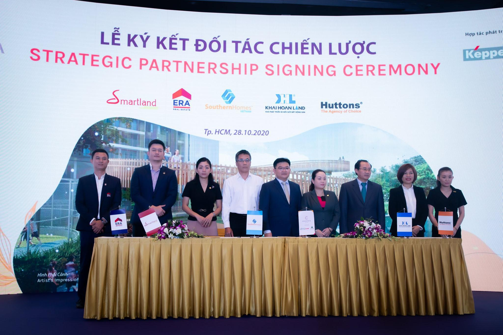 CELESTA RISE - STRATEGIC PARTNERSHIP SIGNING CEREMONY