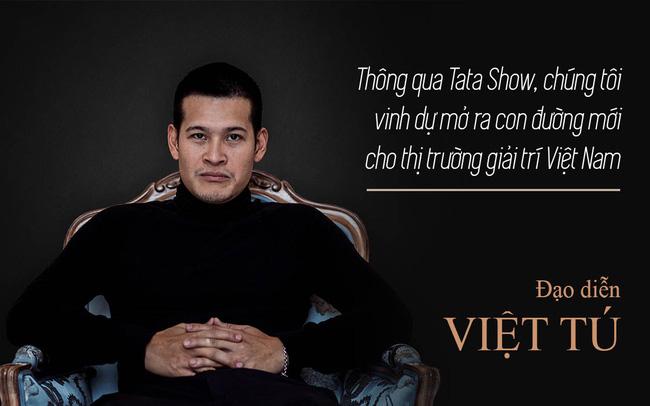 Nhận 230 tỷ đồng từ VinWonders để làm show, ĐD Việt Tú lần đầu chia sẻ:
