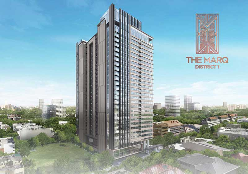 THE MARQ - HONGKONG LAND