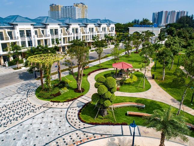 Verosa Park - không gian sống xanh cho cộng đồng cư dân thành đạt