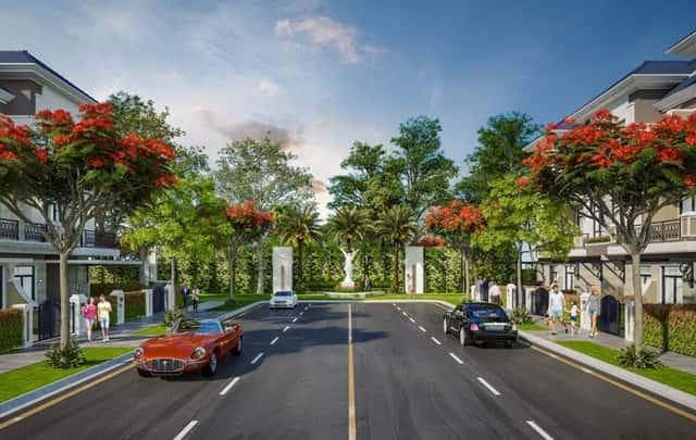 Dự án nhà phố,biệt thự Verosa Park Khang Điền
