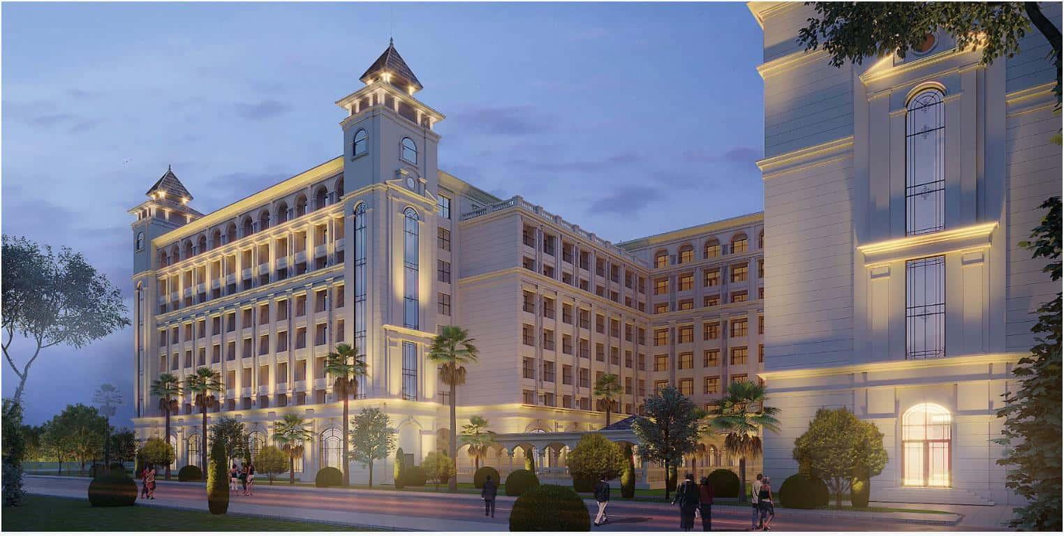 Ra mắt 921 căn hộ khách sạn nghỉ dưỡng Vinpearl Grand World Condotel  12/12/2019