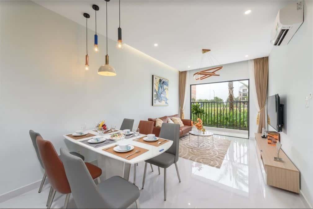 Lợi thế đặc biệt khi sở hữu căn hộ 3 phòng ngủ Lovera Vista Khang Điền