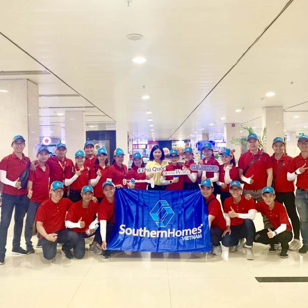 SouthernHomes Việt Nam - phân phối độc quyền dự án Grand World Phú Quốc
