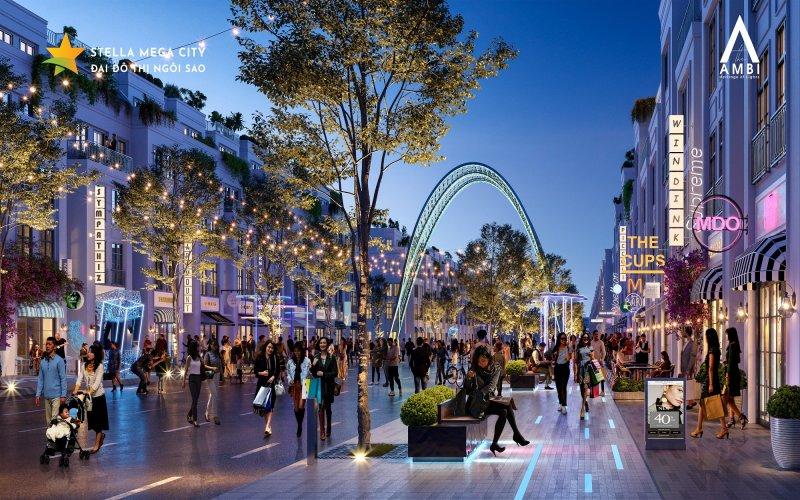 Stella Mega City: sức hút trung tâm mới của đô thị Cần Thơ