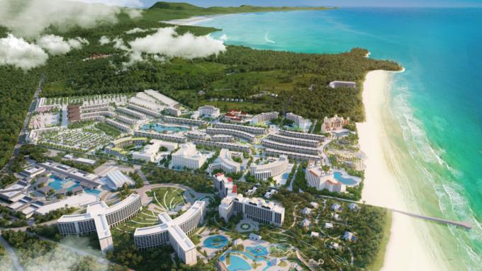 Cơ hội sinh lời từ loạt dự án nghỉ dưỡng tỷ đôla ở Phú Quốc