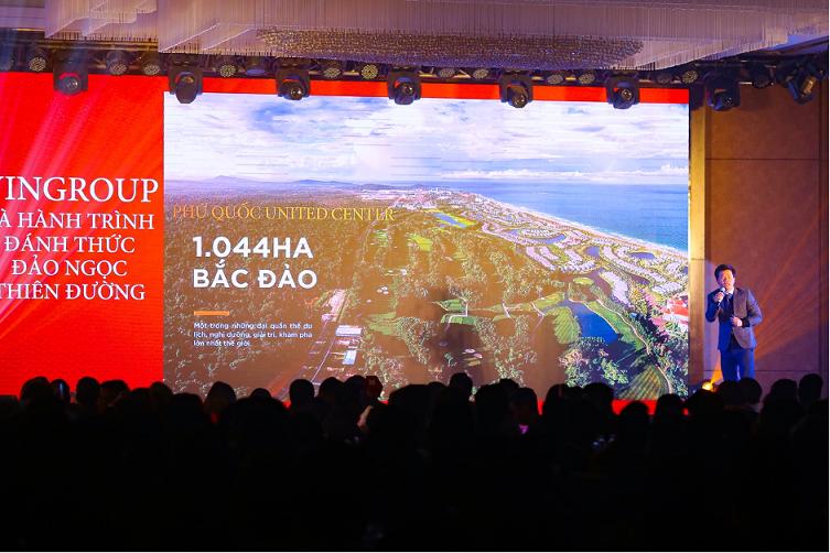 """Giới đầu tư Hải Phòng """"phải lòng"""" """"siêu"""" thành phố Grand World Phú Quốc"""