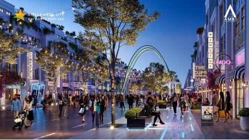 Cơ hội an cư và đầu tư thịnh vượng tại Stella Mega City