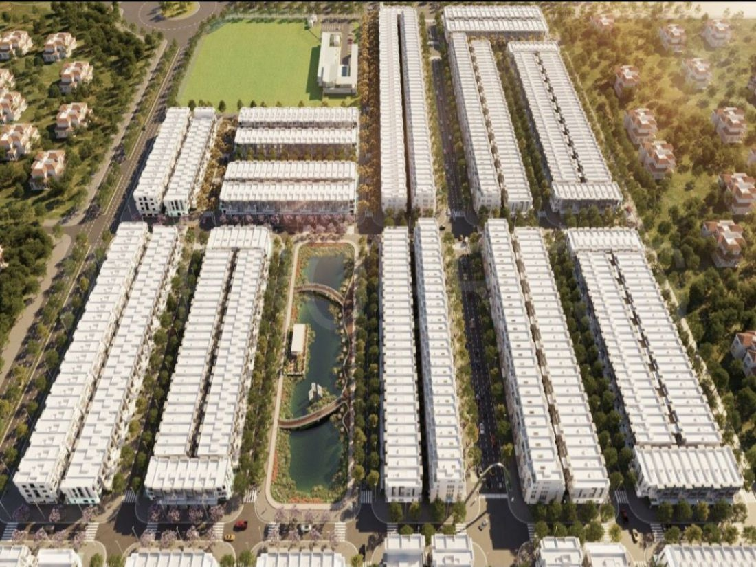 Đất nền The Ambi - Stella Mega City Cần Thơ