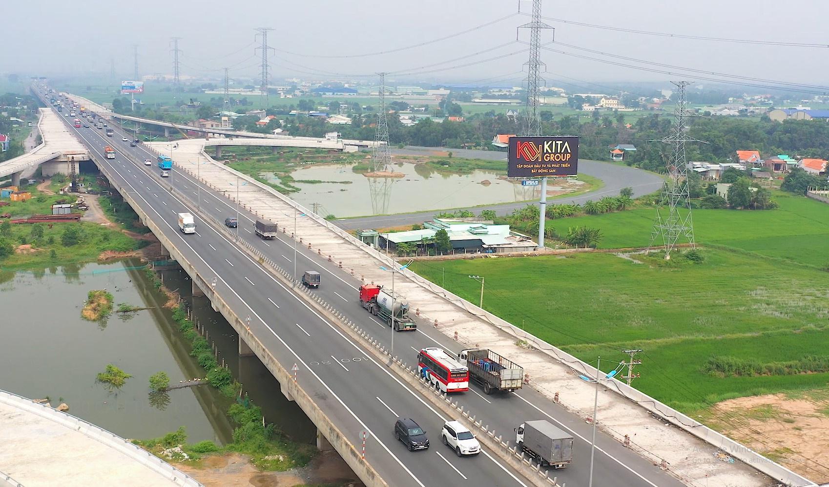 Phát triển hạ tầng Tây Nam bộ, nâng giá trị Đại đô thị Stella Mega City