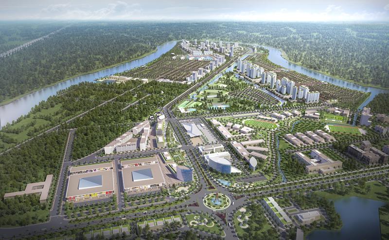 DỰ ÁN WATERPOINT NAM LONG - Đô Thị Phồn Vinh
